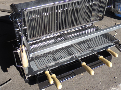 Barbecue Verticale Raymond. Gallery Of Affordable Top Barbecue ...